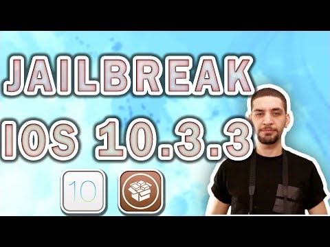 How To Jailbreak and Install Cydia IOS 10.3.3