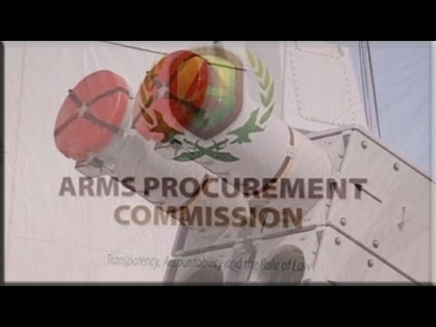 Arms Deal Commission of Inquiry: 4 March 2015