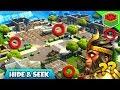 HIDE AND SEEK - BEST MINI GAME! | Fortnite Battle Royale