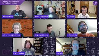 Entity Framework Community Standup - Special EF Core 5.0 Community Panel