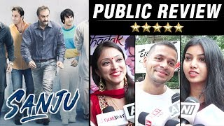 Sanju Public Review | FIRST DAY FIRST SHOW | Ranbir Kapoor | FULL MOVIE REVIEW | UNCUT