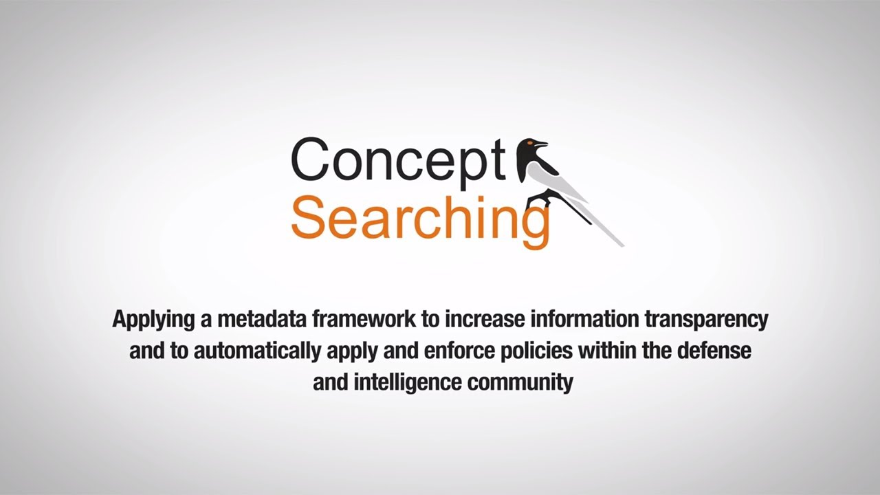 Intelligent metadata enabled solutions - Defense and