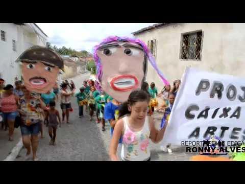 Projeto CAIXA DE ARTES carnaval 2017 Batalha-AL 26.02