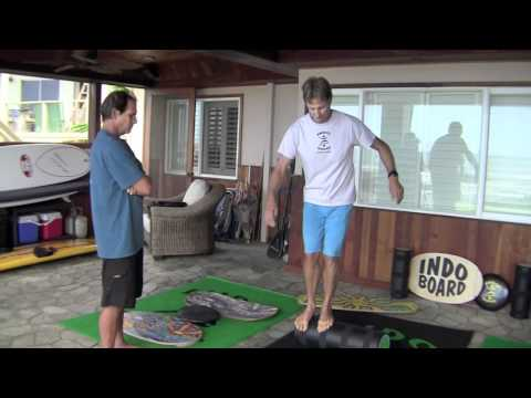 Indo Board with Darrick Doerner, Part 2