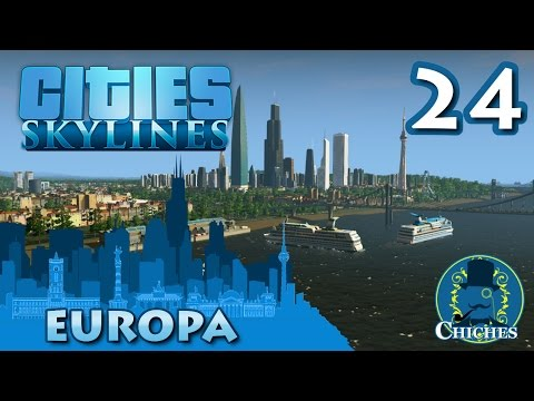 Cities Skylines - Europa - #24 en español