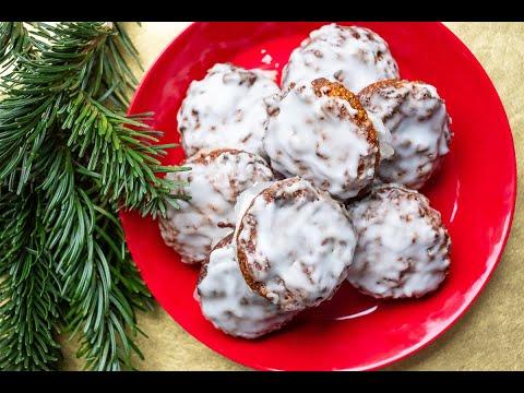 Lebkuchen ohne Mehl glutenfrei selber backen. Thomas Sixt zeigt trditionelle Weihnachtsbäckerei