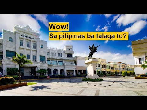 Convention Center in IloIlo City is like a part of USA