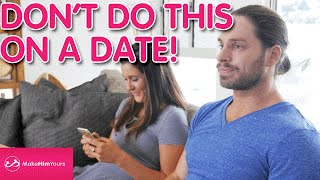 10 Mistakes Women Make On A First Date