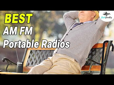 Best AM FM Portable Radios In 2020 – Reviews & Guides!