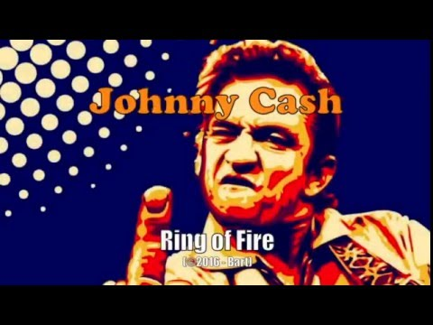 Johnny Cash - Ring Of Fire (Karaoke)