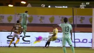 اهداف مباراه الاهلي وأحد 2-0 شاشه كامله HD