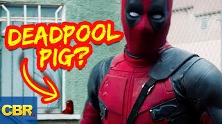 10 Easter Eggs That Make You LOVE Deadpool Even More