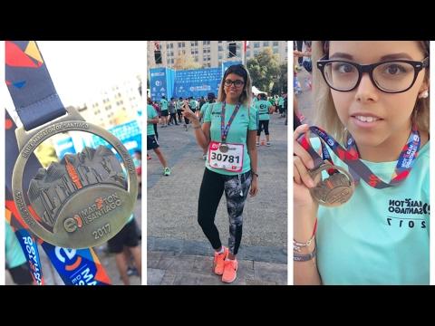 [vlog] Maratón de Santiago 2017 #EMDS2017 + HAUL | giatosetti♥
