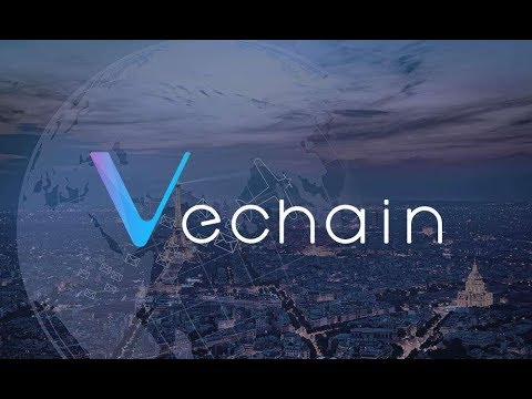 VEChain VEN Big gains ahead for 2018 - Signs with China tobacco industry