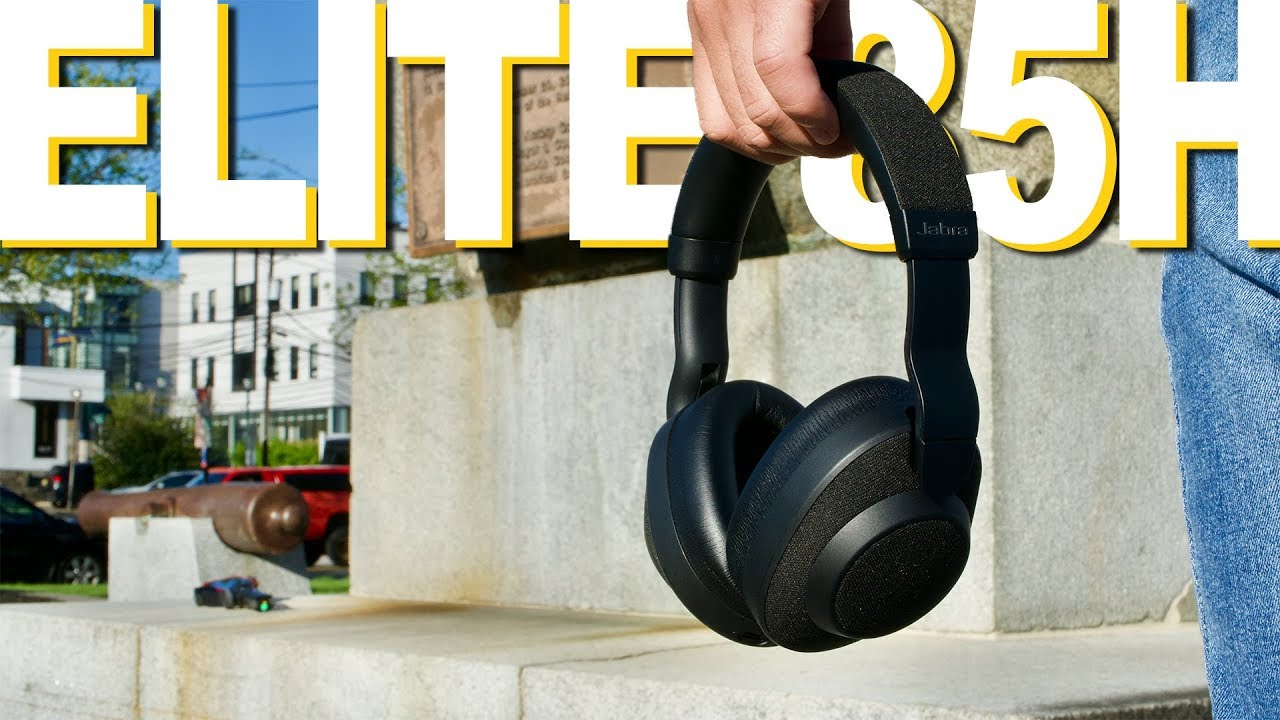 Jabra Elite 85H ANC Headphones Review - Watch Out Sony!
