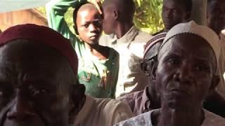 Ahmadi Muslims open new mosque in Wordu, Sierra Leone