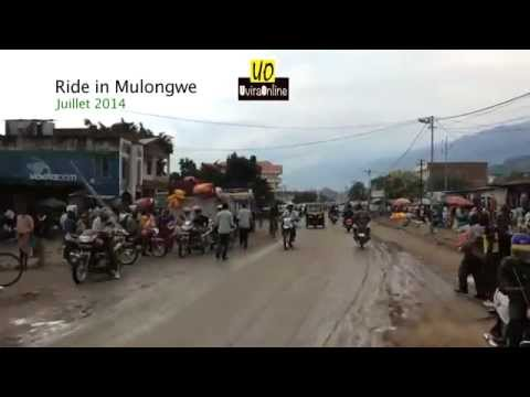 Ride in Mulongwe - Uvira