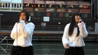 (Mayum!☆&YU☆KA) 「とんぼりSTREET FESTA」