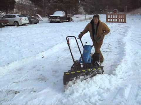 Bcs 630 Crusader With 1m Snow Brush Demo By Tracmaster Uk