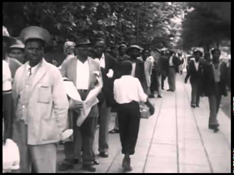 Apartheid in South Africa Laws, History  Documentary Film   Raw Footage 1957 1