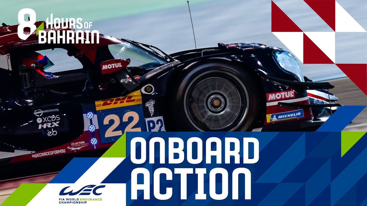 8 Hours of Bahrain 2020: Onboard UNITED AUTOSPORTS