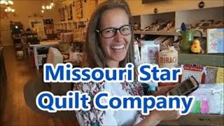 Michelle's Day at Missouri Star Quilt Company thumbnail