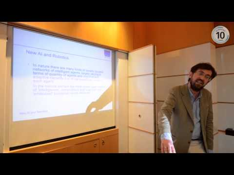 New AI and Robotics - video lecture by Prof. Fabio Bonsignorio
