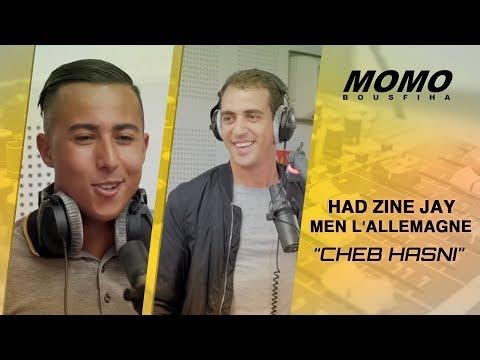 Aymane Serhani avec Momo - HAD ZINE JAY MEN L'ALLEMAGNE (Cheb Hasni)