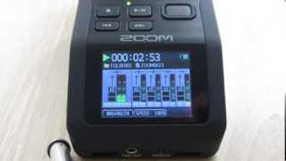 DON'T BUY Zoom H6 before checking Recording Test (HQ) XY-Mic - LISTEN