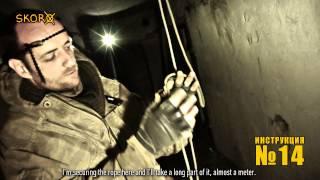 Уроки выживания - Обнаружение бункера | проект Адаптер (english subtitles)