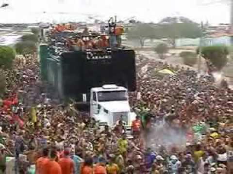 Fuleragem - Banda Grafith ' Carnaval de Macau 2007 '