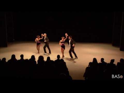 BAILA Society PC 21 Recital - Nieves Latin Dance Company - Corta El Bonche