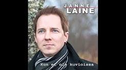 Janne Laine, Kun et ole kuvioissa