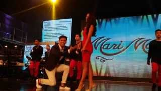 Megan Young and Tom Rodriguez: Marimar