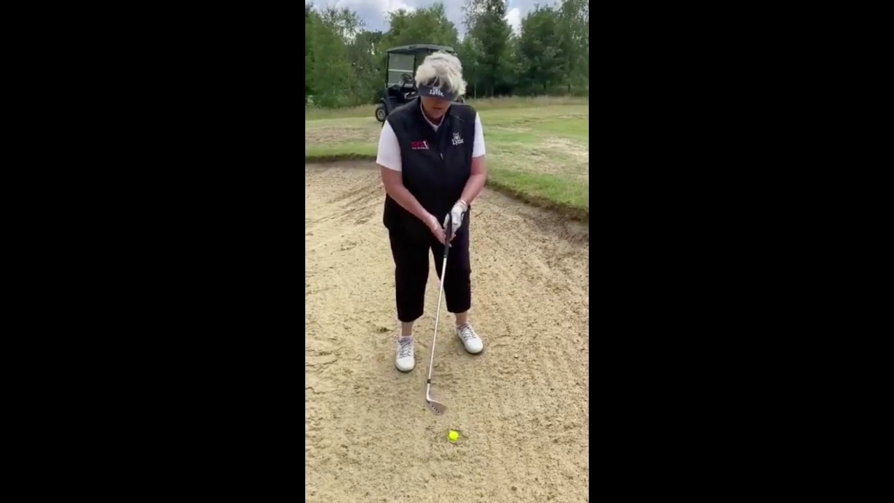 Laura Davies - Plugged Bunker Lie