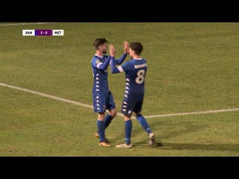 Bangor 3-0 Met Caerdydd