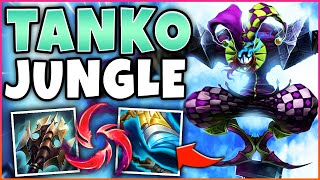 I TRIED TANCO IΝ THE JUNGLE... HERE'S HOW IT WENT - League of Legends