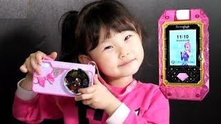라임이의 시크릿쥬쥬 시크릿 셀카폰 찰칵찰칵! 로사 카메라 휴대전화 장난감 놀이 Lime & Toys 라임튜브
