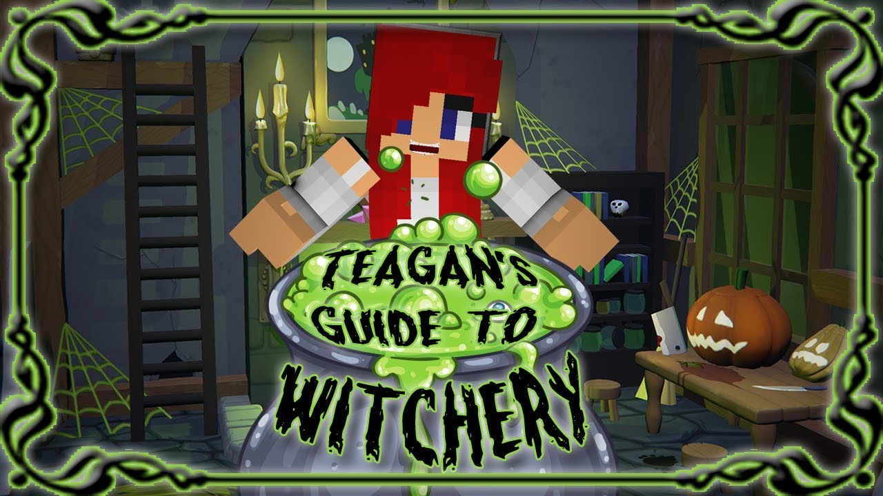 GRAVES & VAMPIRE KIDS Teagan's Guide to Witchery ep 6 by HeatherReneeB