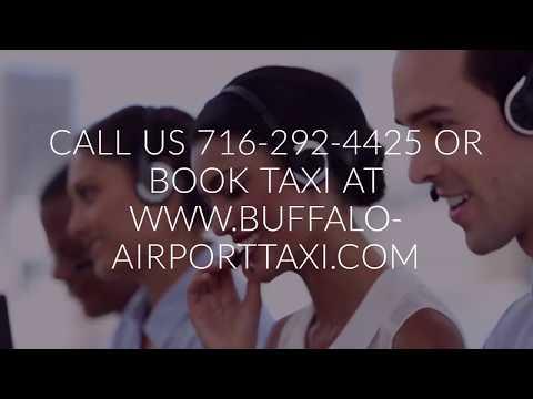 Buffalo Airport To Niagara Falls Canada Side - BUF Buffalo Airport Taxi