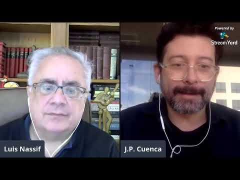 J.P. Cuenca e os riscos da censura nas redes sociais