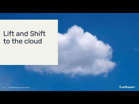 Lift & Shift your Adabas & Natural Applications to the Cloud of your Choice