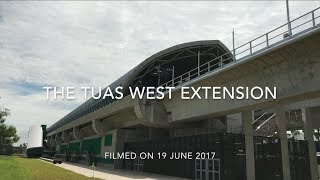 East West Line - The Tuas West Extension