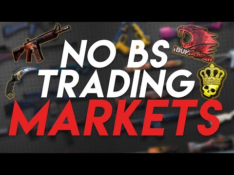 No BS Guide To Trading: Choosing Your Market
