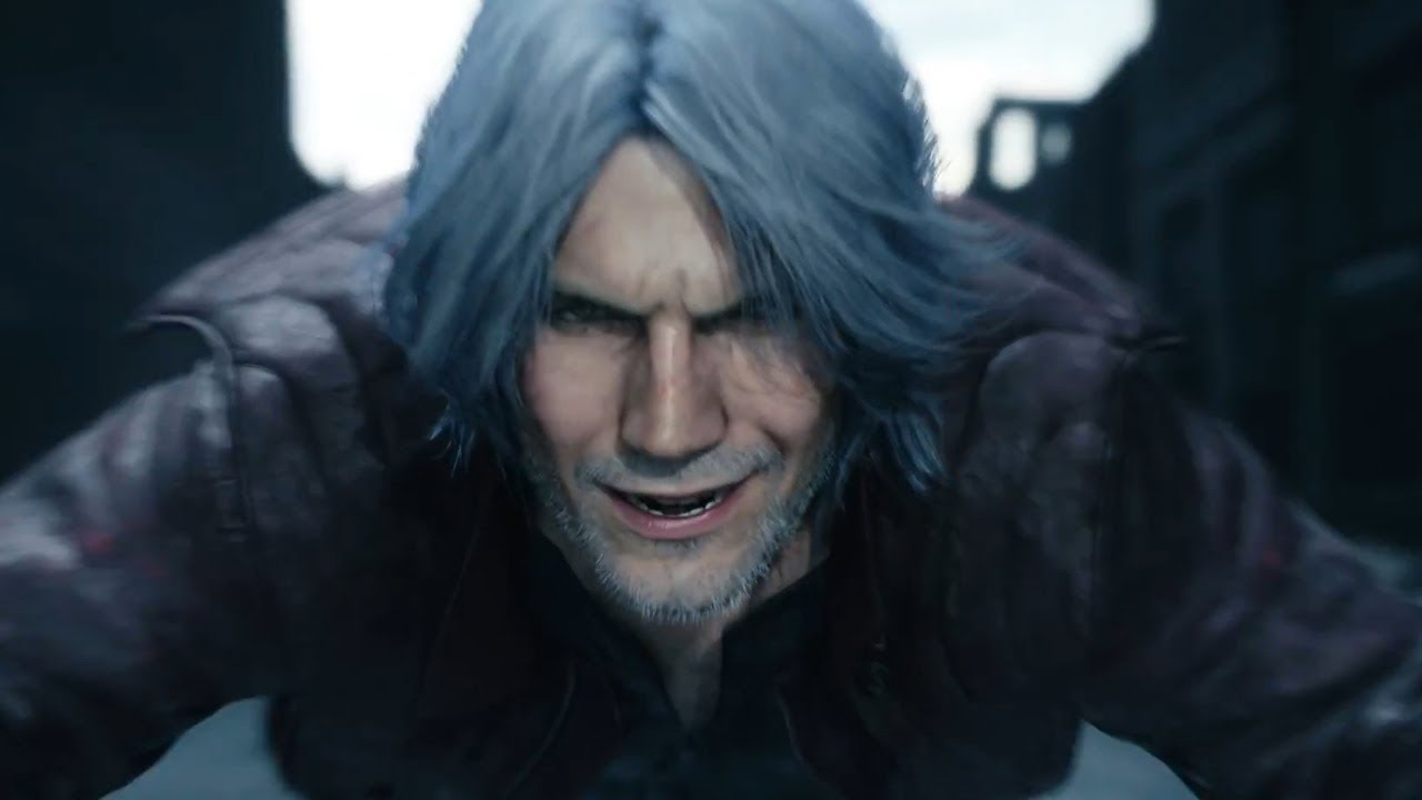 Dmc  Devil May Cry 5  Official E3 Reveal Trailer (2019