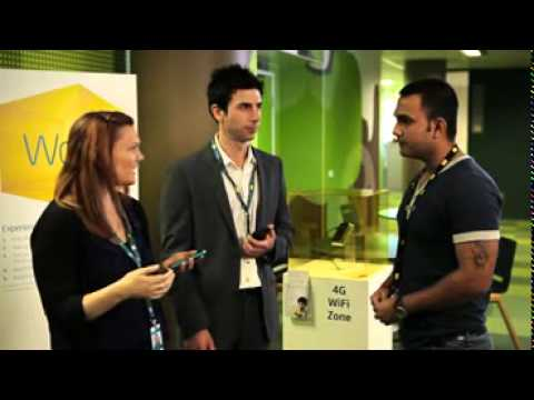 It is a bast game for Australia. Ajit Jha promoting Optus 4G in Australia