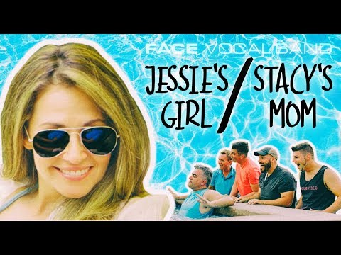 Jessie's Girl / Stacy's Mom [Official Face Vocal Band Cover]