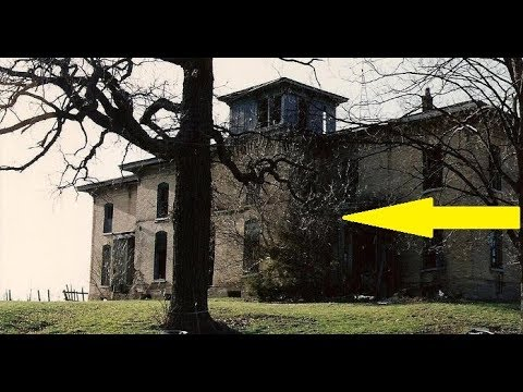 4 Top Creepiest Abandoned Places In Wisconsin