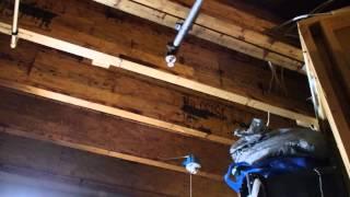 Hard-wire A Second Basement Utility Light