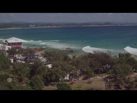 2016 Roxy Pro: Round 4, Heat 3 Video